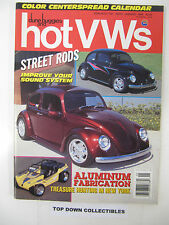 Hot V Ws & dune buggies   January  1989    Treasure Hunting In New York