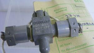 Variable Restrictor Dunlop  ACO 1223 ~ 27VA/46197948  ~ RAF Waddington 05/09/78