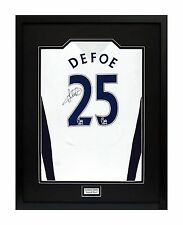 A Surname Initial Signed Football Prints