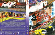 Speed Racer (2008) DVD