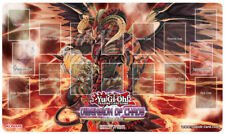 YUGIOH: TAPPETINO PLAYMAT - SNEAK PEEK DIMENSION OF CHAOS