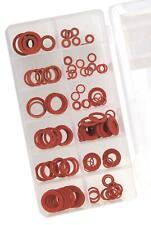 Sanitär Dichtungsringe Faserringe Sortiment 150 teilig Fiber Fiberringe Dichtung