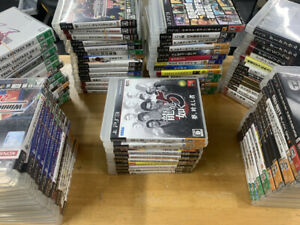 Sony PlayStation 3 Various game software video game Used Japan