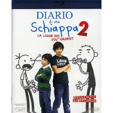 Diario Di Una Schiappa 2 - La Legge Dei Piu' Grandi  [Blu-Ray Nuovo]