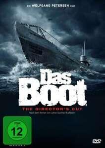 Das Boot - Director's Cut (Das Original 1981)[DVD/NEU/OVP] Wolfgang Petersen