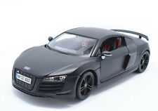 Maisto 1:18 Audi R8 GT Diecast Metal Model Car Black New in Box
