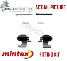 NEW MINTEX FRONT BRAKE PADS ACCESORY KIT SHIMS GENUINE OE QUALITY MBA1273