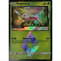 Pokemon Shaymin 10/181 Holo  Englisch NM/Mint