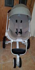 Quinny Moodd Natural Delight Jogger Single Seat Stroller & Maxi Cosi Pebble