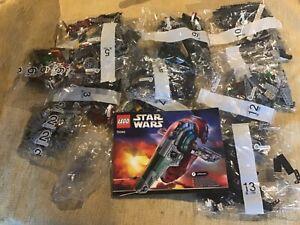 Lego 75060 Star Wars Slave space ship