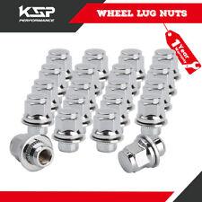 KSP 20 Chrome 12x1.5 Wheel Lug Nuts Mag Seat Washer for Lexus Scion Toyota Camry