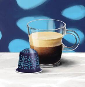 Nespresso Cafe Instanbul Limited Edition Espresso Coffee Capsules