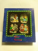 Disney Mickey's Very Merry Christmas Party 2007 Pin Box Set Limited Edition 1500
