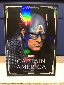 Kotobukiya Artfx Premier Captain America Marvel 1/10 Statue