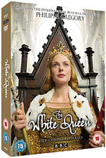 DVD:THE WHITE QUEEN - SERIES 1 - NEW Region 2 UK