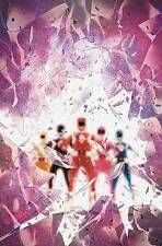 MIGHTY MORPHIN POWER RANGERS SHATTERED GRID #1 (29/08/2018)