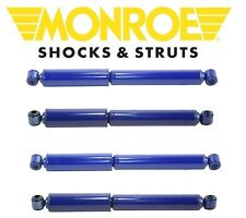 NEW Ford F-250 F-350 4WD Complete Front & Rear Shocks KIT Monro-Matic Plus