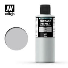 VALLEJO AIRBRUSH PAINT - MODEL AIR - SURFACE PRIMER GREY 200ML - 74.601