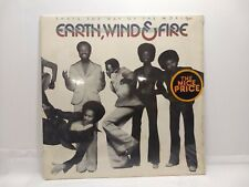"""SEALED Earth Wind and Fire LP Record """"That's the Way of the World"""""""