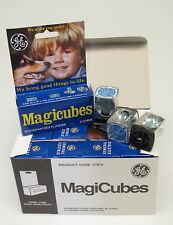 36x GE General Electric Magicubes Magic Cube Polaroid Big Shot Flash TYPE X NOS