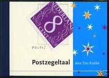 Prestigeboekje nummer 5 Postzegeltaal