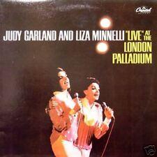 JUDY GARLAND And LIZA MINNELL Live UK Press 2 33 Tours