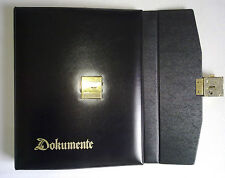 Dokumenten-mappe KRAUSE&AULFES 1 W 781 MADE IN GERMANY