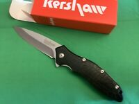 Kershaw oso Sweet FOLDING KNIFE ASSISTED OPENING LINER LOCK + CLIP 1830