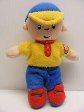 Caillou 4in. mini plush toy Caillou cinar 1999