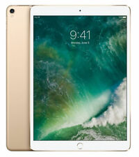 Apple iPad Pro 2nd Gen. 512GB, Wi-Fi + Cellular (Non AU Versions), 10.5in - Gold