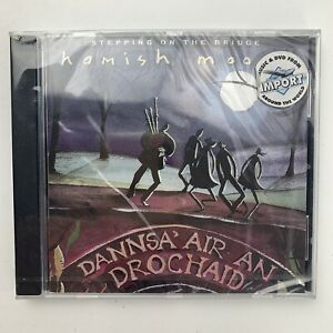 Hamish Moore Stepping On The Bridge CD New Sealed
