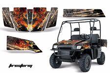 AMR Racing Polaris Ranger 500/700 UTV Graphic Kit Wrap Decal Part 04-08 FIRESTRM