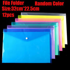 School Filing Products Document Bag File Bags Paper File Folder Stationery Case