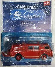 Camion Truck Pegaso Z-901. Bomberos 1950  1/43.Salvat