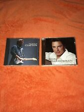Music Cds The Cream Of Clapton And John Barrowman Another Side