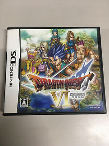 Dragon Quest VI [ Nintendo DS ] Japan Import