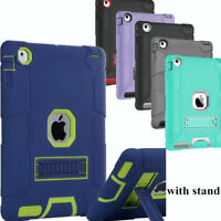 Heavy Duty Rugged PC Protective Case Cover For Apple ipad 2nd 3rd 4th Gen 2/3/4