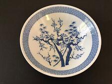 "Thomas Germany China Rosenthal MING Oriental Blue Bamboo - 9"" VEGETABLE BOWL"