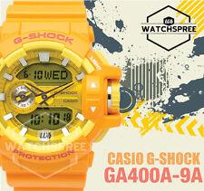 Casio G-Shock World-Popular Big Case Series GA400A-9A