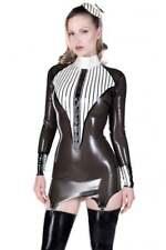 Vestido de goma de látex suspender R1865 6/8 Reino Unido Westward Bound leve segundo