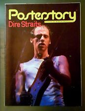 DIRE STRAITS  Posterstory n.6 1981  ITALIAN POSTER MAGAZINE