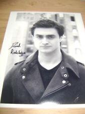 Autographe photo dédicacée de Harry Potter Daniel Radcliffe