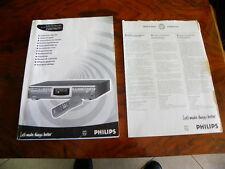 Philips CDR 770/771  Manual de utilizacao Portugues