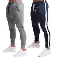Men Casual Fitness Workout Joggers Sweatpants Pants Sport Long Trousers