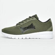 Lonsdale Hombre Running Zapatos Gimnasio Ejercicio Casual Confort Zapatillas