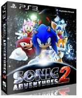 • Sonic Adventure 2 • PlayStation 3 • SEGA • Digital • PS3 Full Game • Tails •