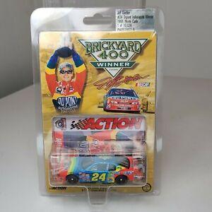 1998 Jeff Gordon Brickyard 400 Winner Monte Carlo 1:64 Limited Ed (P649816077-4)