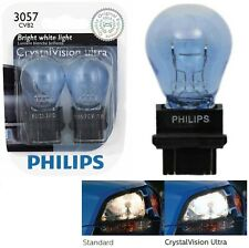 Philips Crystal Vision Ultra Light 3057 27/7W Two Bulbs Front Turn Signal Lamp