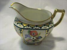 Antique Noritake Creamer Sugar Bowl