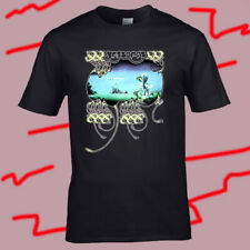 YES Yessongs Logo Men's Black T-Shirt Size S-3XL